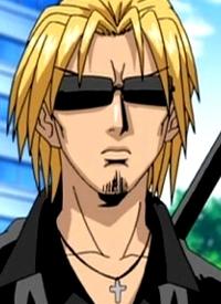 Charakter: Takeru INUKAI