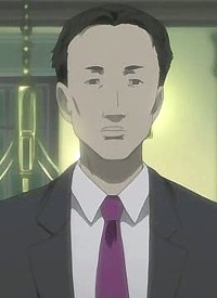 Charakter: Man in Business Suit