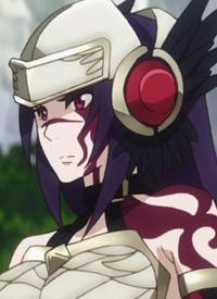 Aishela ist ein Charakter aus dem Anime »Grancrest Senki« und aus dem Manga »Grancrest Senki: Dropout«.