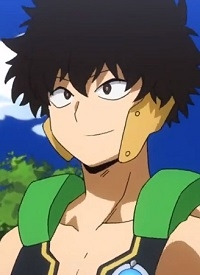 You SHINDOU ist ein Charakter aus dem Anime »Boku no Hero Academia 3«.