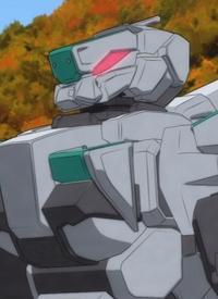 GAUS 1 ist ein Charakter aus dem Anime »Kuromukuro«.