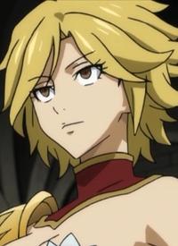 Dimaria YESTA ist ein Charakter aus dem Anime »Fairy Tail (2018)« und aus dem Manga »Fairy Tail«.