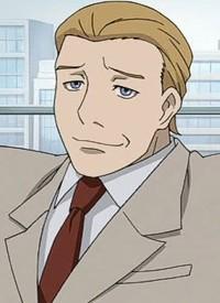 Charakter: Harris BARNUM