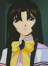 """""""Reika AYANOKOUJI"""" ist ein Charakter aus dem Anime """"Bishoujo Yuugekitai Battle Skipper""""."""