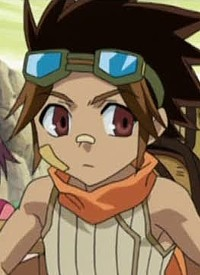 Charakter: Yuuji