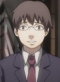 Charakter: Rikuo KOUSAKA