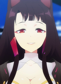 Akagi ist ein Charakter aus dem Anime »Azur Lane« und aus dem Manga »Azur Lane Comic Anthology«.