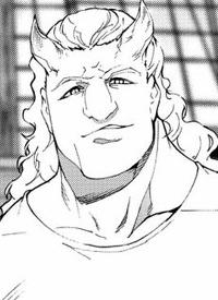 Grigori ist ein Charakter aus dem Manga »Darwin's Game«.