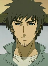 Charakter: Mamoru SAKIMORI