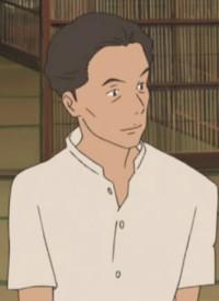 Charakter: Riichi JINNOUCHI