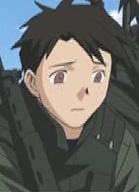 Charakter: Ryouhei