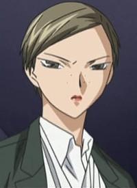 Charakter: Mizuki
