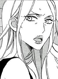 Azusa no Haha ist ein Charakter aus dem Manga »Caste Heaven«.