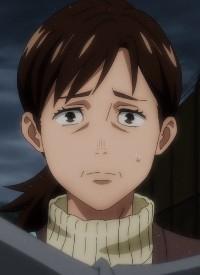 Chisaki OKAZAKI ist ein Charakter aus dem Anime »Jujutsu Kaisen« und aus dem Manga »Jujutsu Kaisen«.
