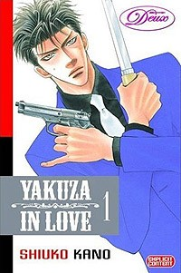 Manga: Yakuza In Love