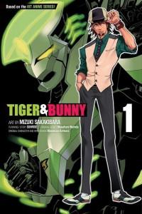 Manga: Tiger & Bunny