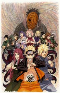 Manga: Naruto: Road to Ninja