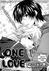 Manga: One Love