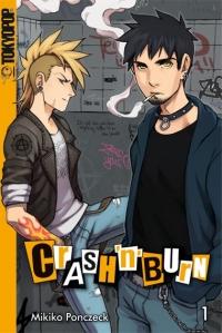 Manga: Crash 'n' Burn