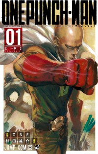 Manga: One-Punch Man