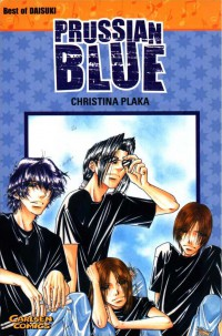 Manga: Prussian Blue