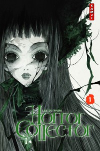 Manga: Horror Collector