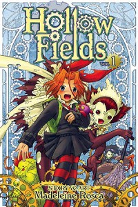 Manga: Hollow Fields