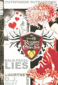 Manga: Princess Ai: Rumors from the Other Side