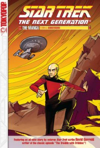 Manga: Star Trek: The Next Generation - The Manga
