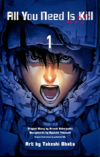 Manga: All You Need is Kill