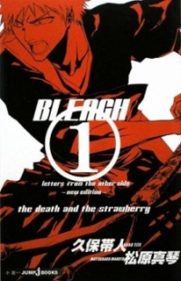 Manga: Bleach: Letters From the Other Side