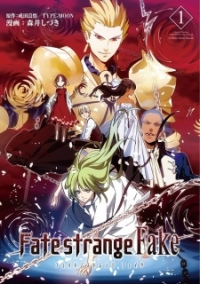 Manga: Fate/strange Fake
