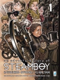 Manga: Steam Boy