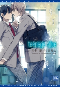 Manga: Teenage Blue