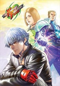 Manga: The King of Fighters 2003