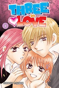 Manga: Three in Love