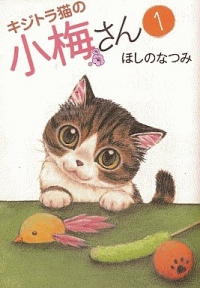 Manga: Plum Crazy! Tales of A Tiger-Striped Cat