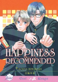 Manga: Happiness Recommended