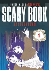 Manga: Scary Books