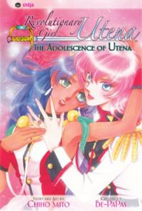 Manga: Revolutionary Girl Utena: The Adolescence of Utena