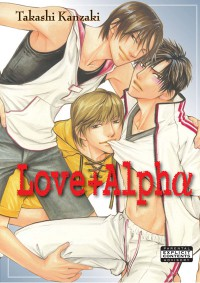 Manga: Love+Alpha