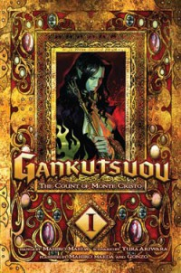 Manga: Gankutsuou: The Count Of Monte Cristo