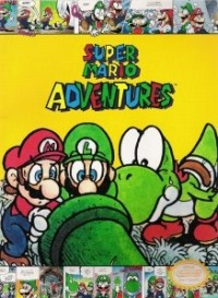 Manga: Super Mario Adventures