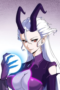 Manga: My Wife is a Demon Queen