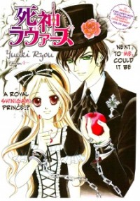 Manga: Shinigami Lovers