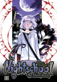 Manga: Nightschool: The Weirn Books