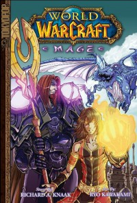Manga: World of WarCraft: Mage