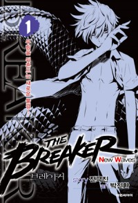 Manga: The Breaker: New Waves