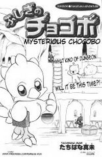 Mysterious Chocobo