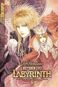 Manga: Return to Labyrinth